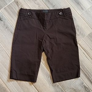 The Limited Drew Fit Bermuda Shorts Size 8